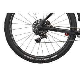 VOTEC VC Pro Cross Country Hardtail black matt/dark grey glossy